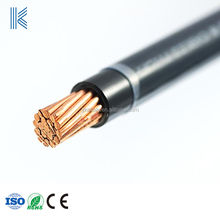 Factory Price wholesale copper stranded 2 4 6 8 10 awg 12 gauge thhn wire and cable