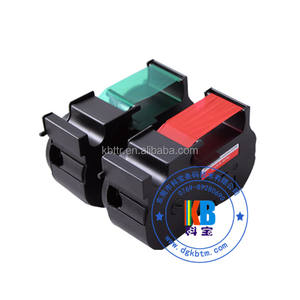 우편 frama 기계 B700 형광 red ribbon printer compatible ink cartridge