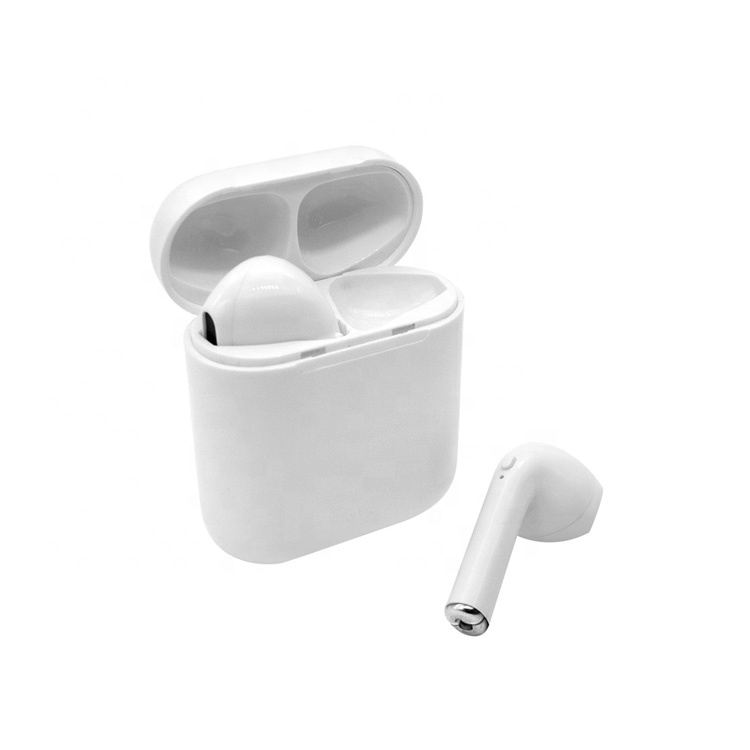 Dual Pairing Bluetooth Headphones Noise Cancelling Deep Bass Bluetooth Wireless Earbuds Smallest Bluetooth Headset