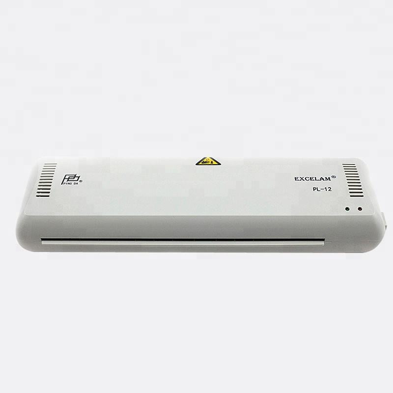 Mini desktop pouch laminating machine(WDPL-12)
