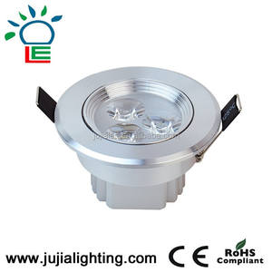 3 w led aşağı işık, led downlight 3 w, 3 watt led downlight