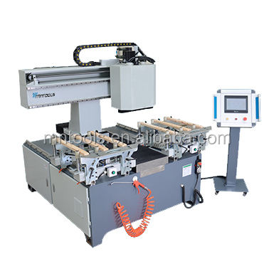 High configuration woodworking mortise CNC tenoning machine