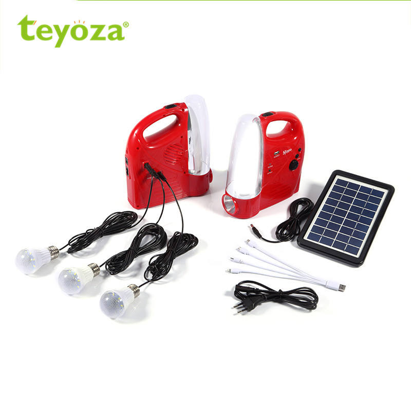 Quality solar emergency light charging led aviation