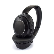 Rambotech ANC01 Active Noise Cancelling Bluetooth Headphones with Microphone, Over-ear Foldable Deep Bass Hi-Fi Stereo Headphone