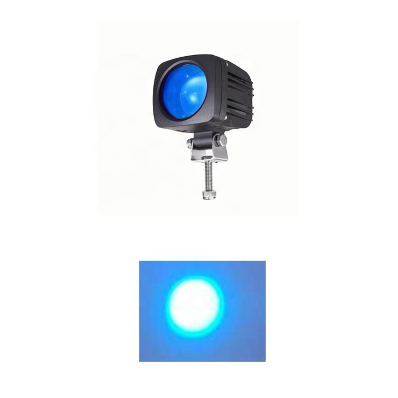LED blue forklift light safety warning light forklift reversing work light 10-110V DC
