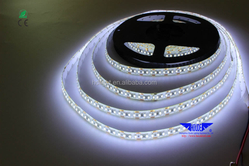 5M 3014 SMD 204LEDs/M White 1020 LED Strip light lamp DC 12V