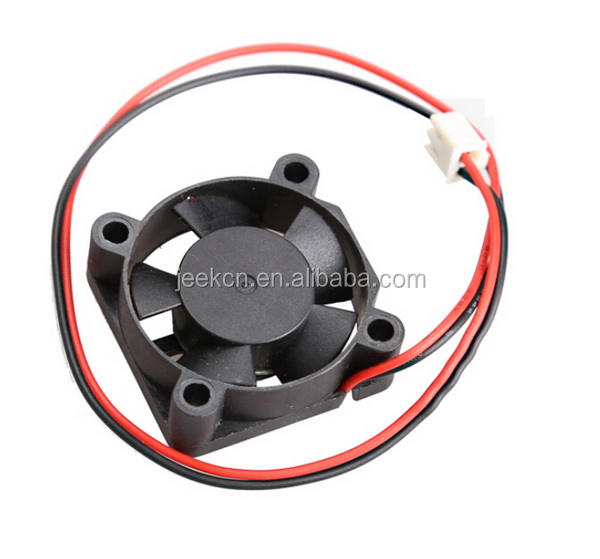 JEEK 3010 USA hot selling high air flow low noise brushless Dc 5v 30mm mini cpu cooling cooler fan 12v micro fans