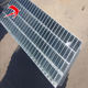 Q235 material 25*5mm 32*5mm Hot dip galvanized car wash drain grating and outdoor metal drain cover grating in malaysia