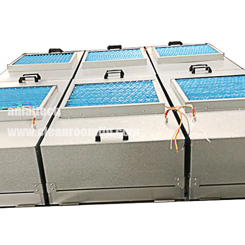 H14 HEPA filter unit FFU manufacturer