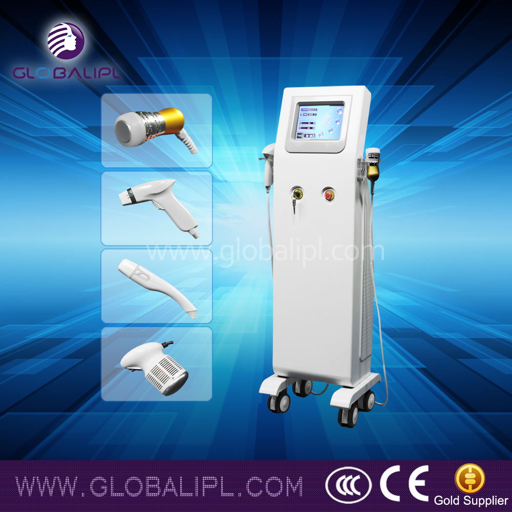 Globalipl hot selling comfortable machine non-invasive rf system vaginal laser skin tightening