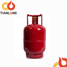 Philippines 11kg empty gas cylinder LPG gas bottle