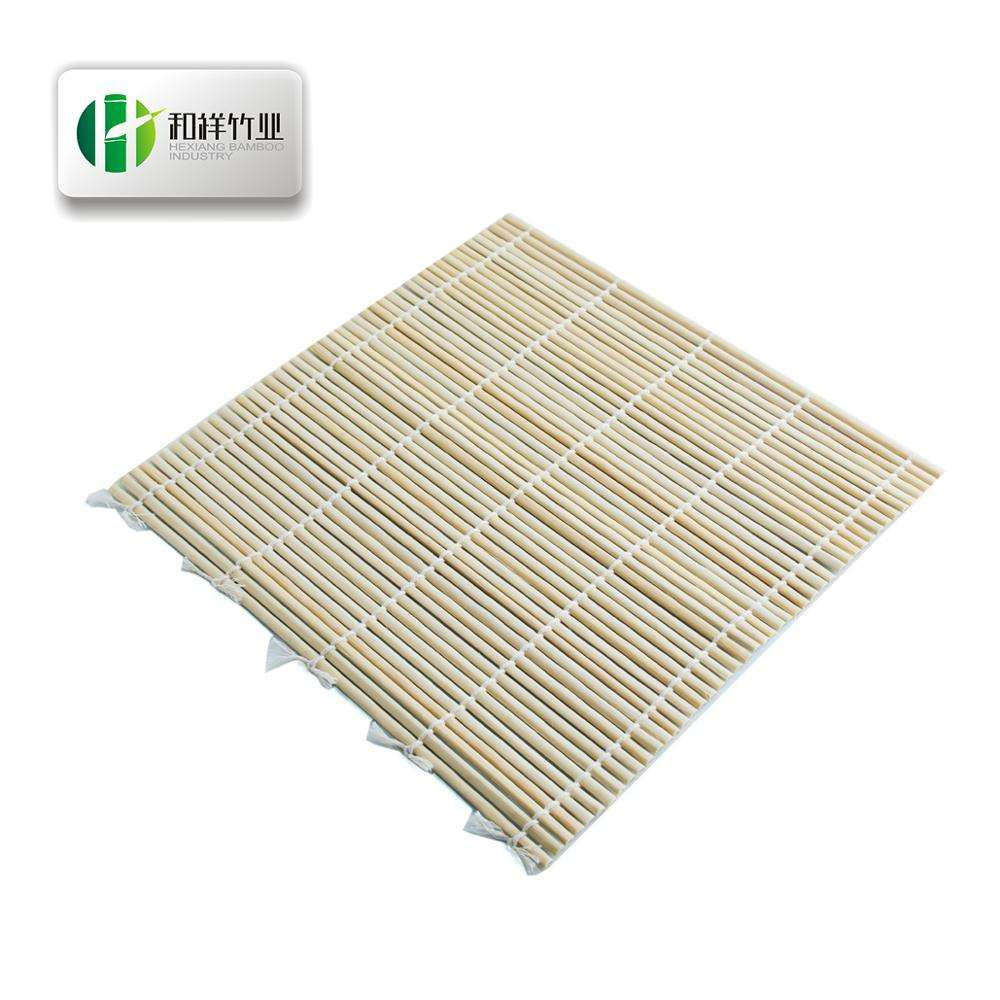 Wholesale sushi white bamboo Rolling Mat china manufacturers