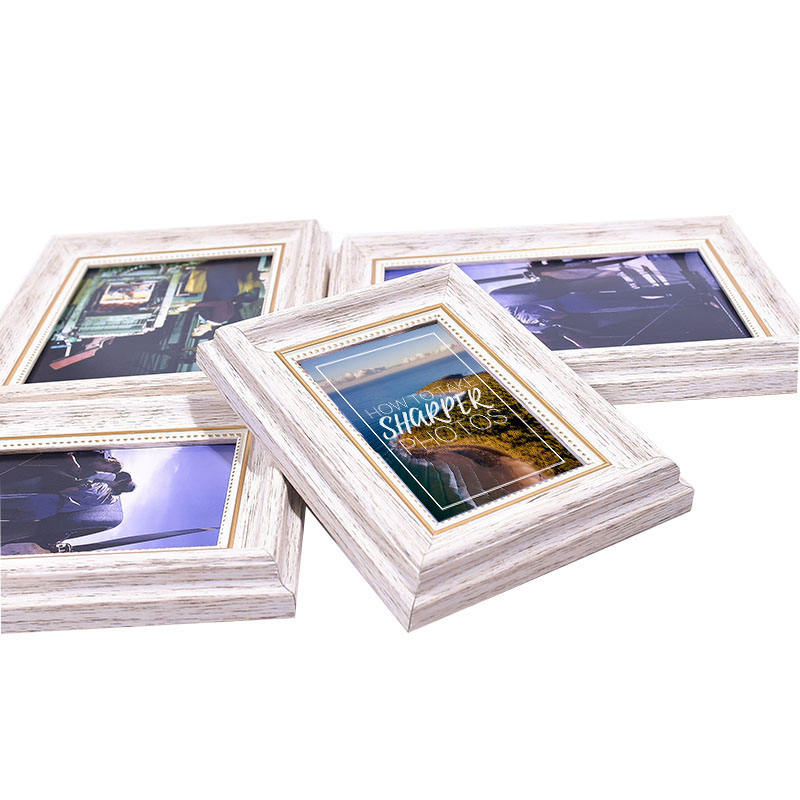 5x7'' White Picture Photo Frame Home Decoration