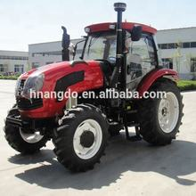 110HP 4WD Tractor with Comfortable Seat Cabin