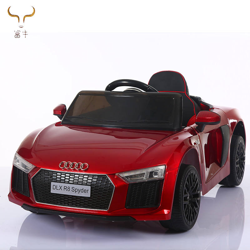 Hot Sale Multi-Fuction Children Toy electric car / Outdoor ride on Toy Car For Kids 12 V Remote control cool baby present