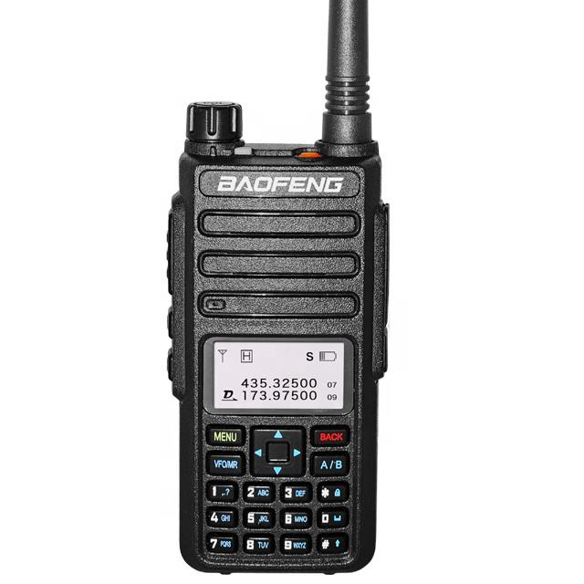 Baofeng Radio Digital, DM-1801 Dual Band Digital Dua Cara Radio