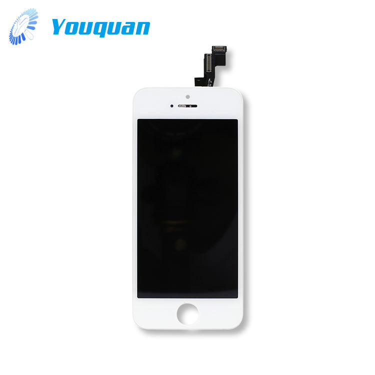lcd digitizer for apple iphone 5s lcd screen display replace