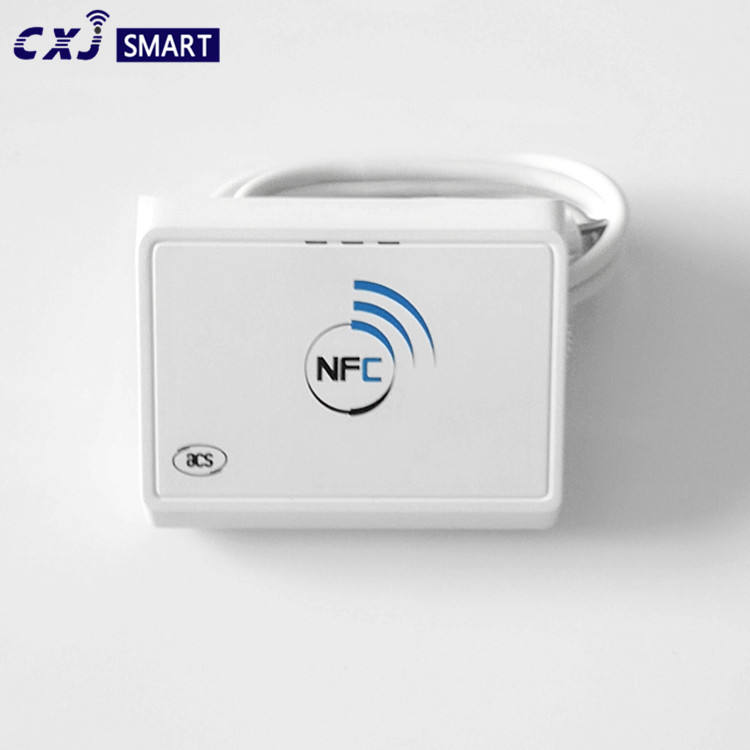 Wireless android contactless nfc bluetooth carta skimmer/carta skimmer nfc ACR1311