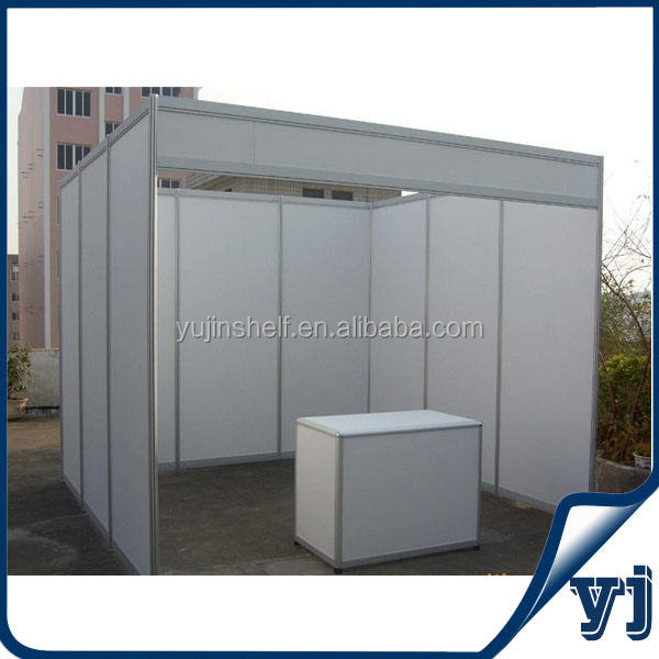 3x3 standar aluminium display pameran shell skema booth/stan pameran dagang/custom made adil desain booth