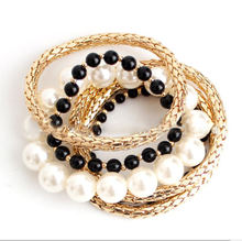 fashion bracelet stretch beads bracelet fashion jewelry accessories