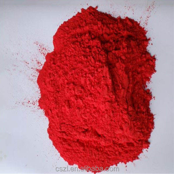 Inclusion Ceramic Pigment Stains Dark Red