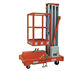 AC DC Mast Electric AluminumTelescopic Lift Aerial Work Platform