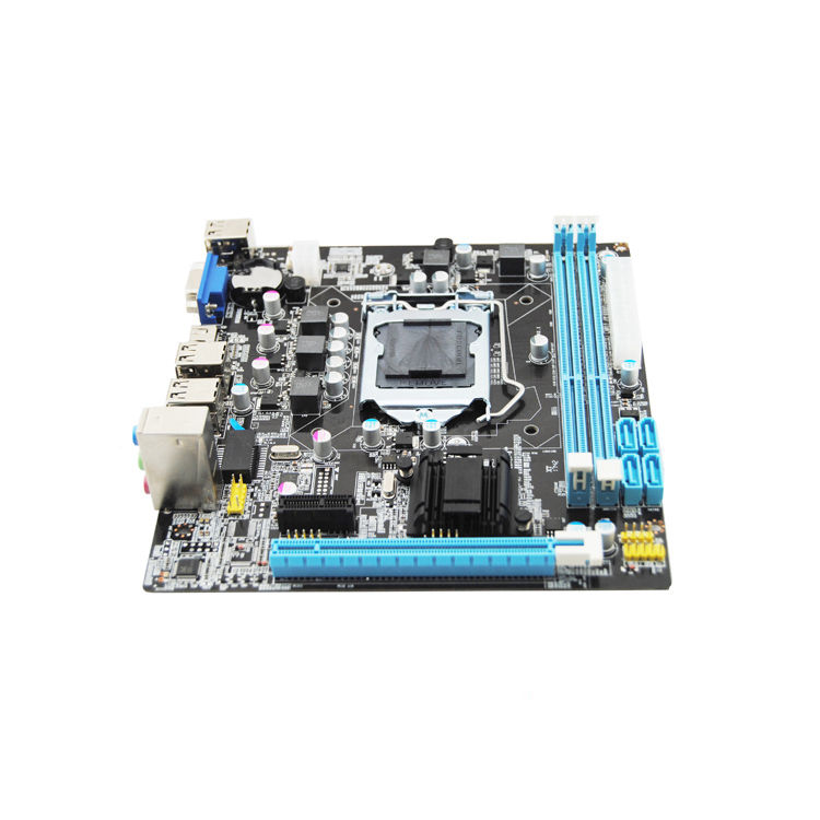 Hot H61 Chipset Desktop Motherboard LGA 1155 Support i7/i5/i3 DDR3 16GB