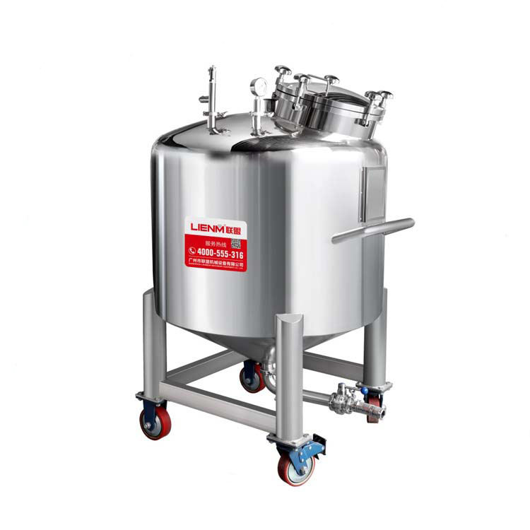 Fragrance Oil Storage Tank Stainless Steel Food Shop Spare Parts Provided Hotels Online Support