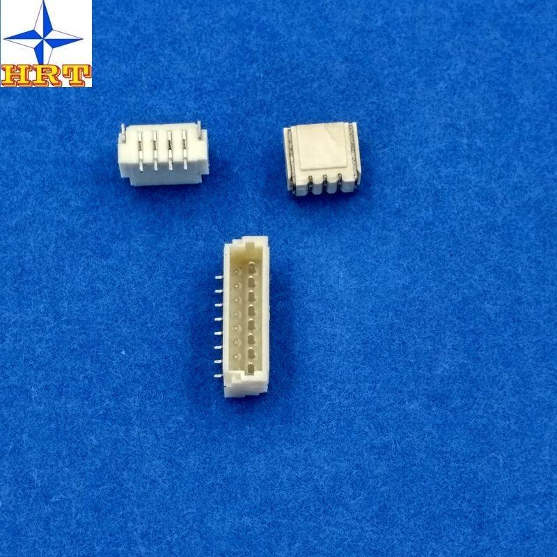 1.0mm pitch PCB connector, SH shrouded header SMT wafer type connector