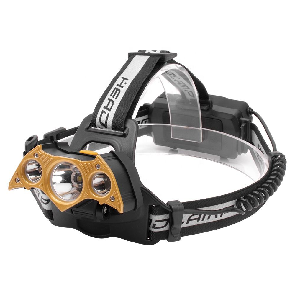800LM T6 Headlamp Camping Fishing Head Light Rechargable Long Duration g5 HOT!!