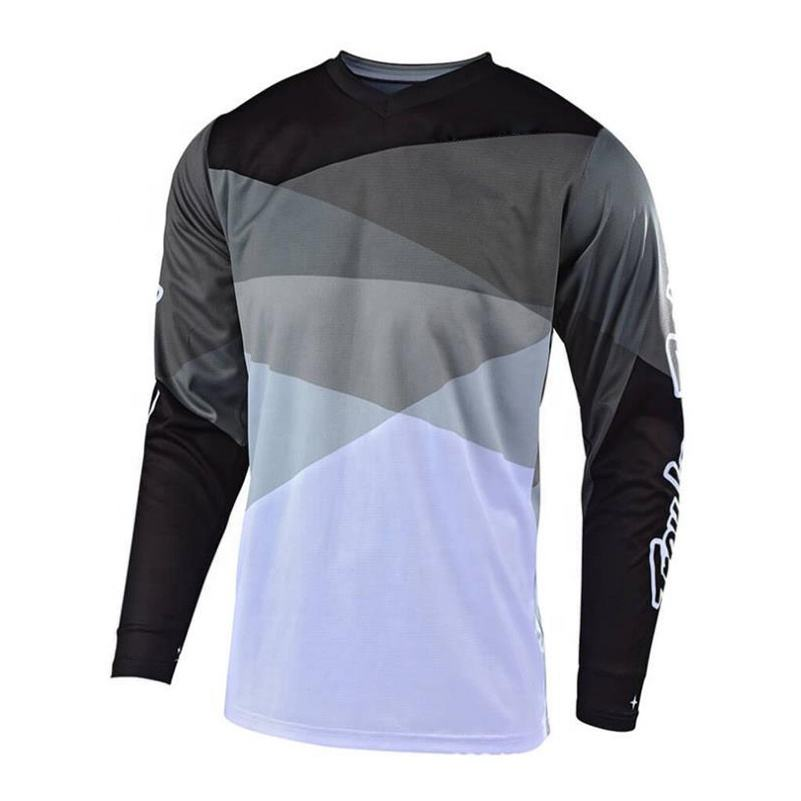 Custom made motocross jersey/Donne Motocross jersey/Sublimazione downhill Maglie