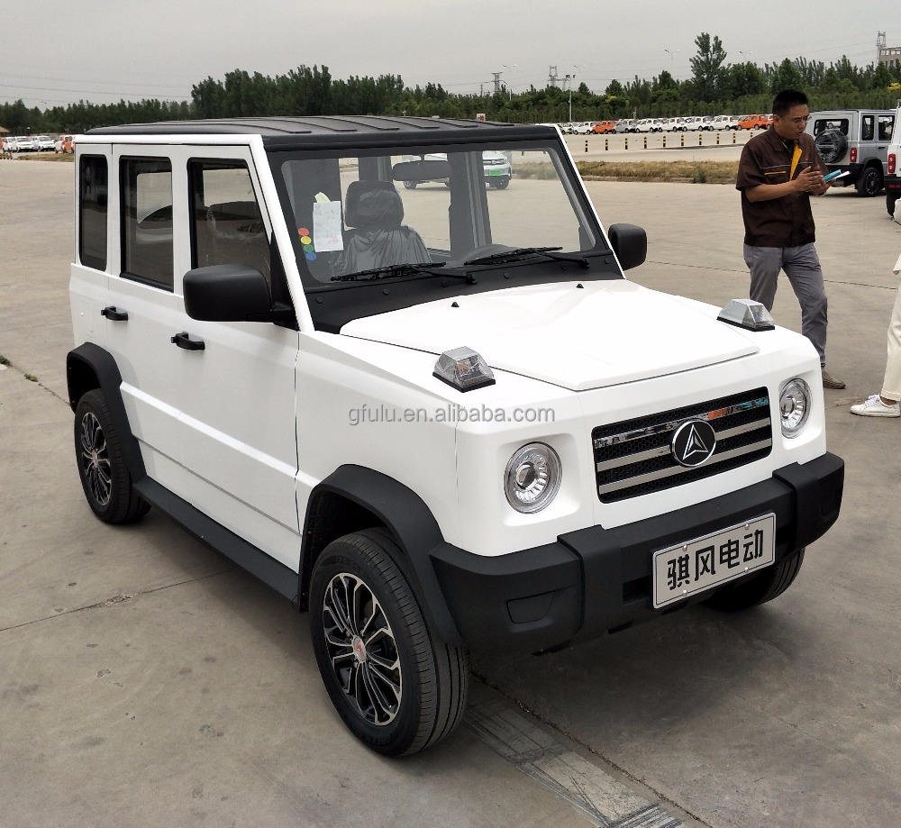 4WD high speed electric SUV mini Jeep for sale
