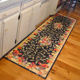 Durable and Washable Kitchen Area Rugs Runner Carpet Rug