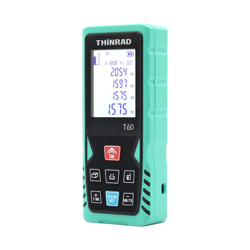 60M Trena Mini Distance Measurer Medidor Lazer Measure Diy Digital Measurement Laser Meter