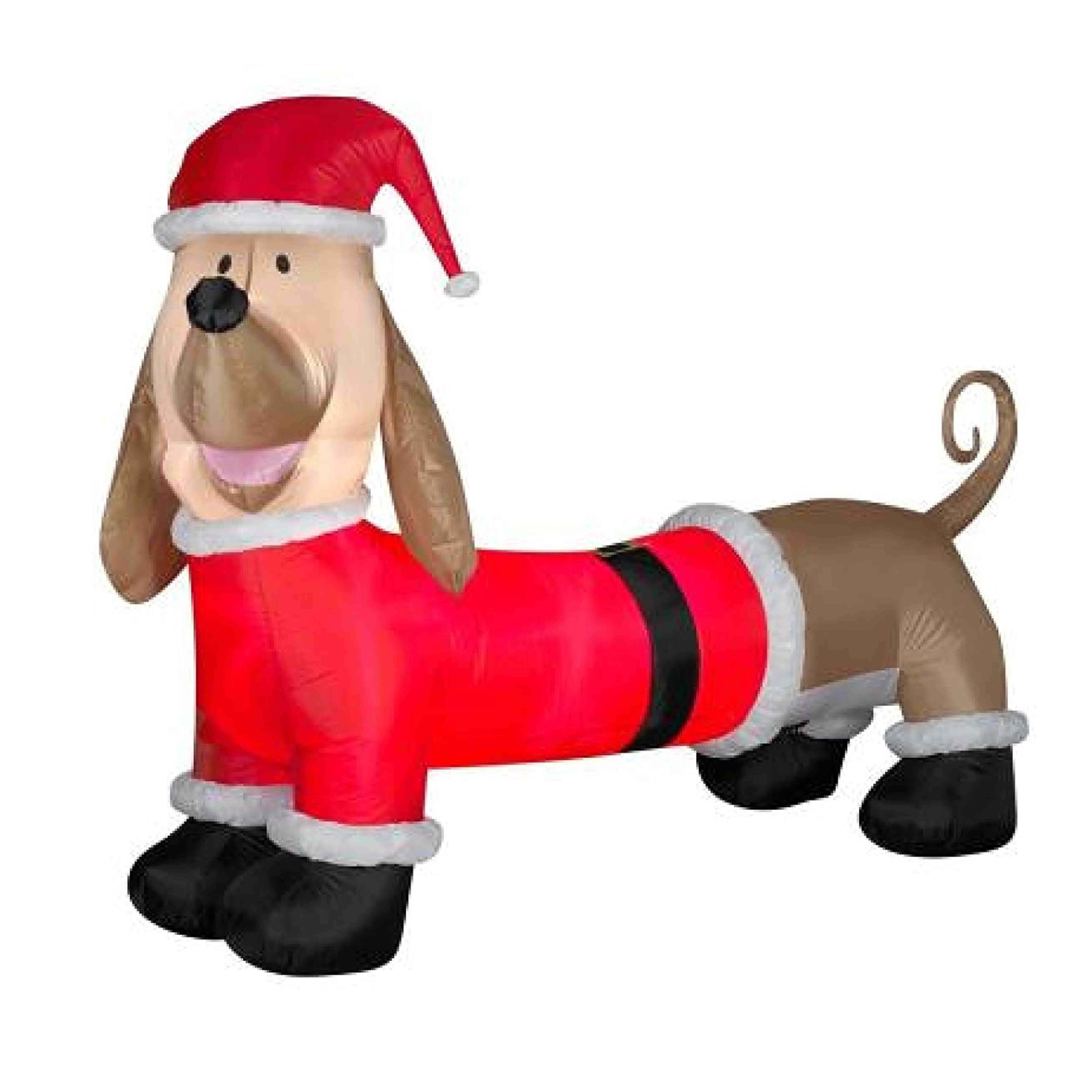 Dachshund Christmas Decoration Airblown Inflatable 6 5 Ft Yard Outdoor Decor Buy Dachshund Christmas Decoration Nflatable 6 5 Ft Yard Outdoor Decor Lowes Outdoor Christmas Decorations Product On Alibaba Com