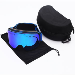 best selling custom magnetic snow ski goggles