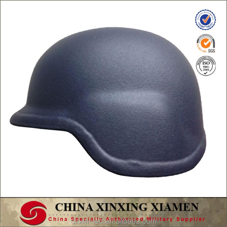 Selbst Schutzausrüstung Wasserdicht Schwarz Kevlar Helm Military