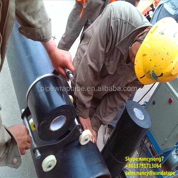 oil /gas pipeline anticorrosion tape with butyl rubber adhesive