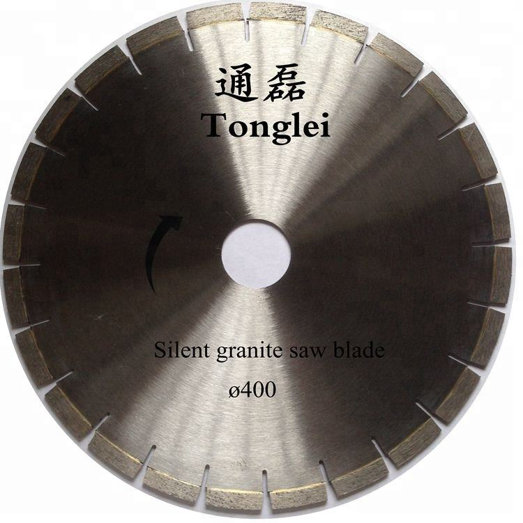 Sharp and durable 400mm circular cutting disc 16inch hot press premium soundproof granite diamond saw blade