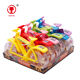 Bicycle candy toy bulk mix color jelly beans with fruity flavor