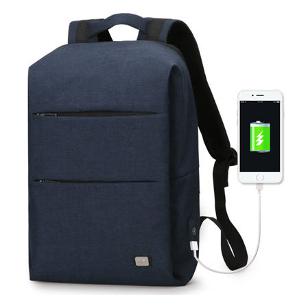 New Design Anti theft with usb charger laptop waterproof backpack bag organizer insert notebook MR5911