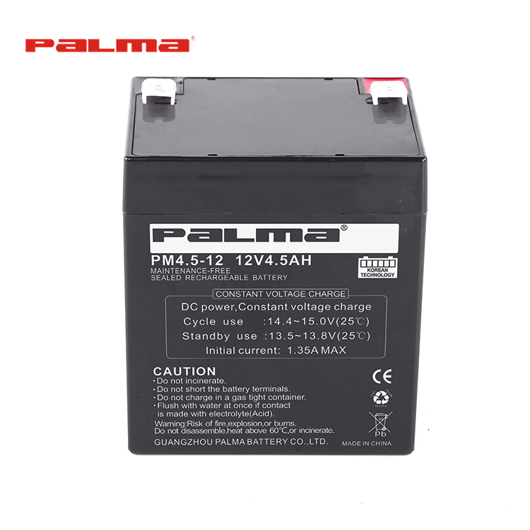 Excellent Quality Made In China Ups Battery 12v 4.5ah,Guangzhou Storage Battery,High Discharge Rate Battery