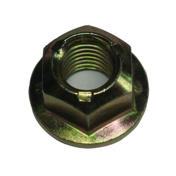 Lock flange nut made in China