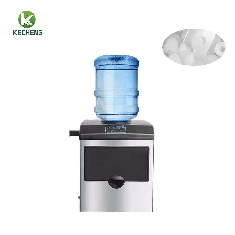 Ijs plant india/residentiële mini ice maker machine/commerciële Ice Maker fabrikant