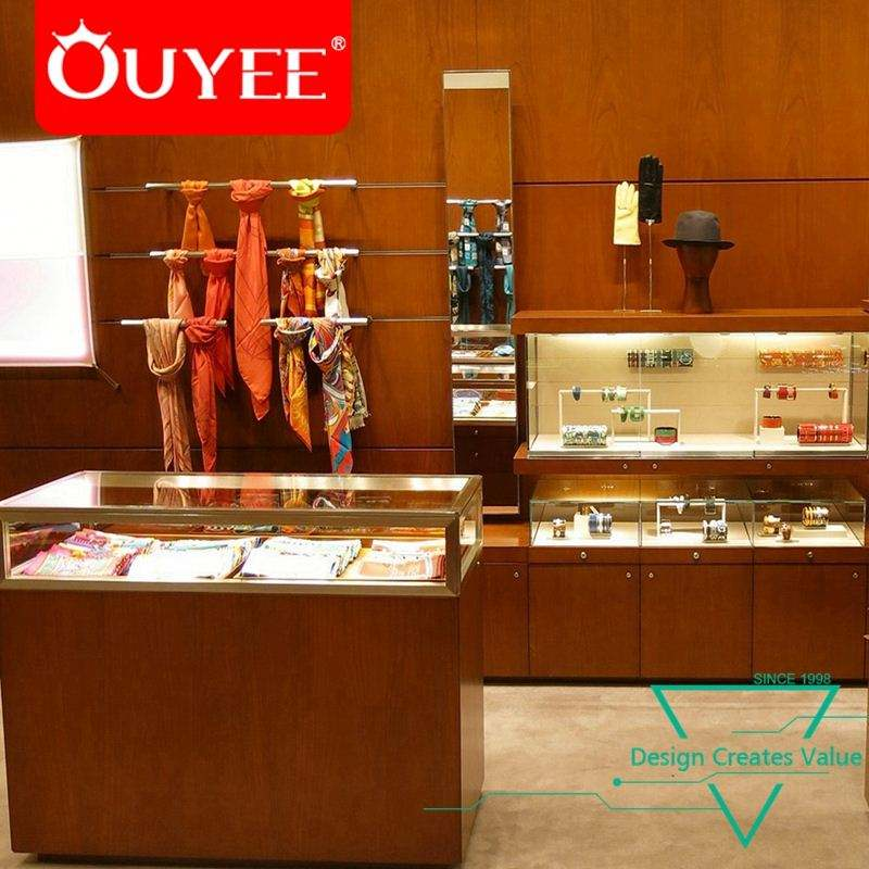 Jewellery Shop Design with Factory price, Luxury Jewelry Shops for retail