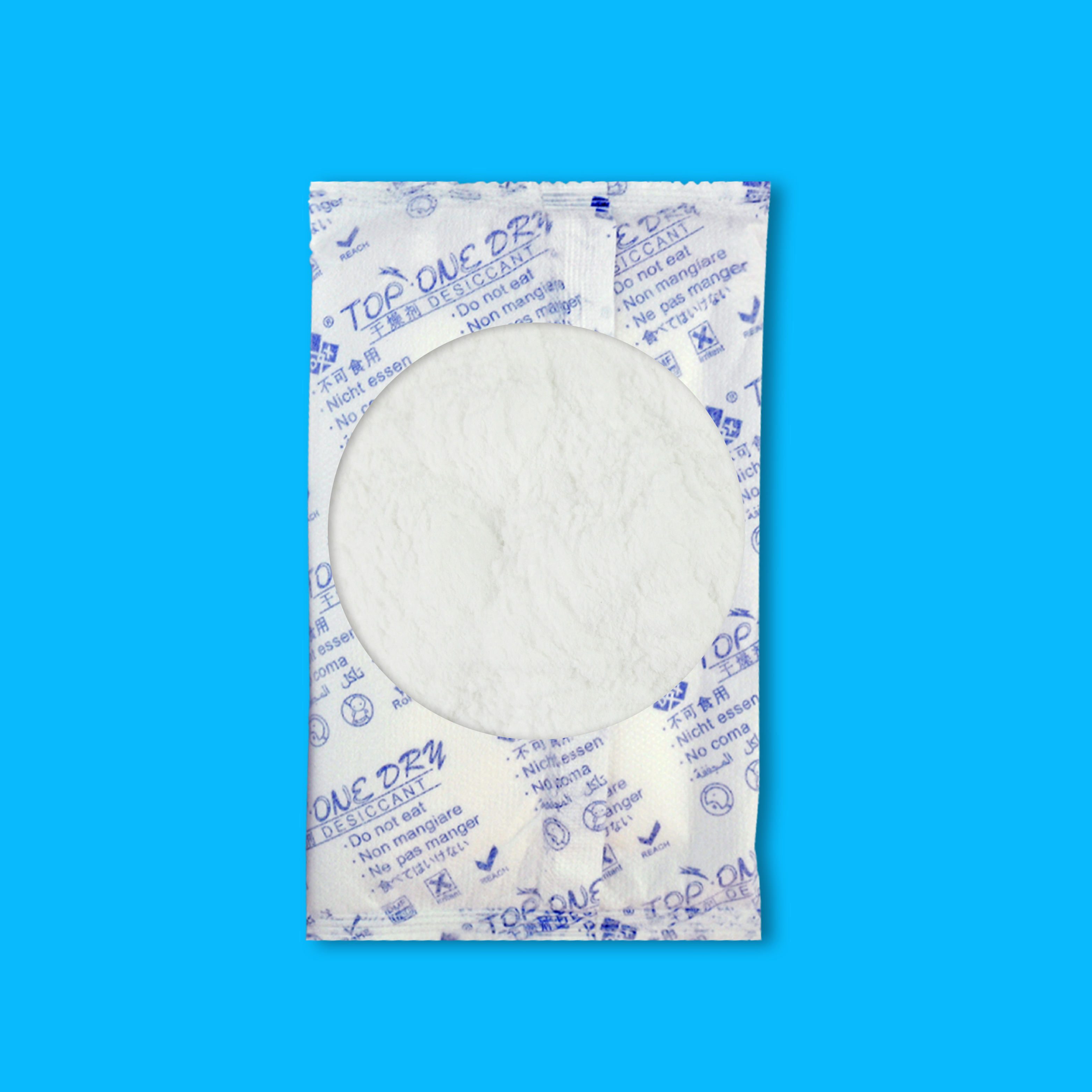 Wholesale Food Grade 2G-1000G Dry Desiccant Packaging Calcium Cloride