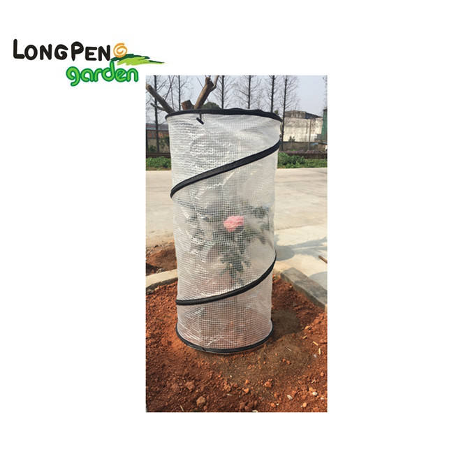 Pop-Up Tomato Plant Protector Serves as a Mini garden greenhouse to Accelerate Growth,Pop Up Garden Bag