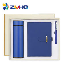 Diary notebook / sign pen / vacuum flask office use gift