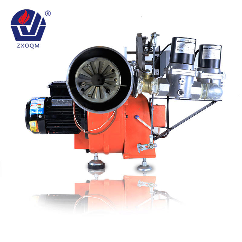 Diseño Integrado turbo compresor de gas <span class=keywords><strong>quemador</strong></span> de combustible