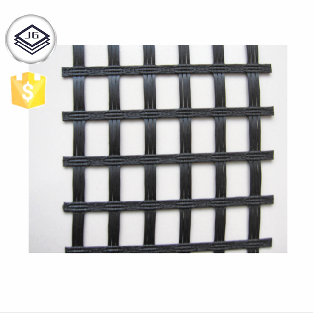 Cheap Price Soil Reinforcement Optimum Stability Polyester Biaxial Geogrid